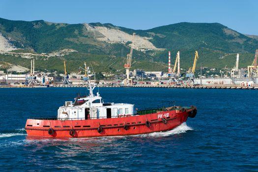Commercial Maritime Transport