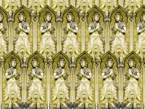 sandstone worship of angel