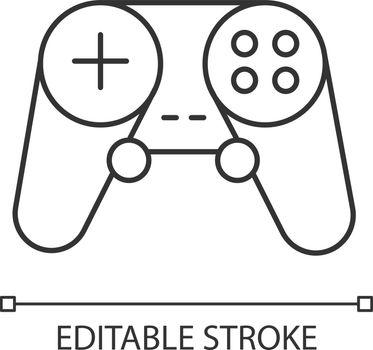 Gamepad linear icon
