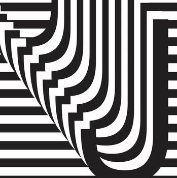 letter J design template