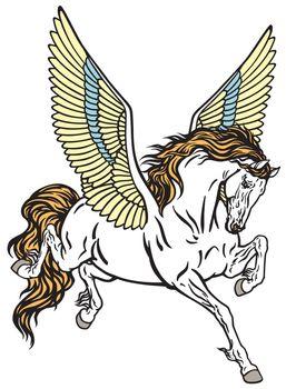 pegasus mythological creature