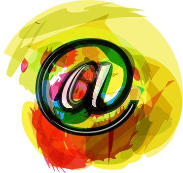 Artistic at Symbol