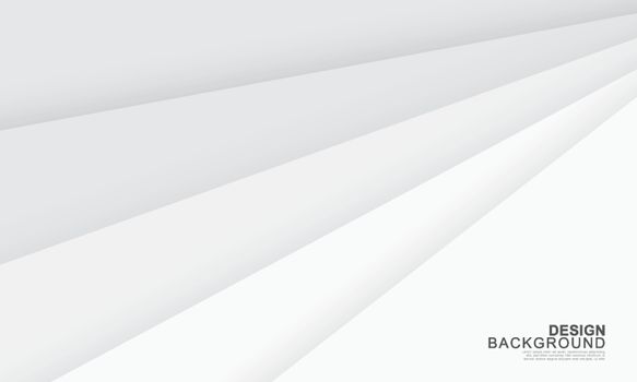 Paper layer white abstract background. Use for banner, cover, po