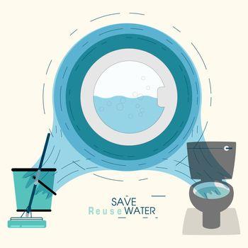 Save Water Reuse 3