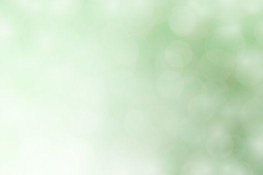 blurred bokeh soft green gradient background, bokeh colorful light green shade wallpaper, colorful bokeh lights gradient blurred soft