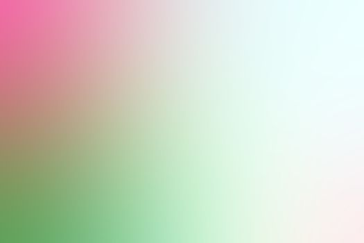 blurred soft pink and green gradient colorful light shade background