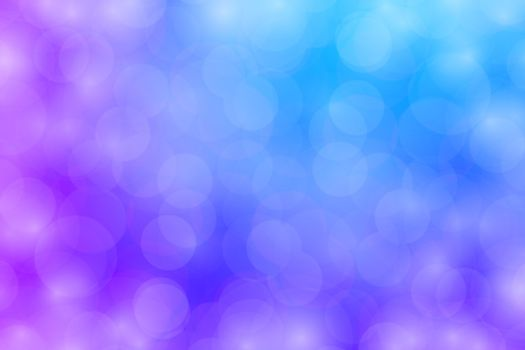 blurred bokeh soft purple and blue gradient background, bokeh colorful light purple blue shade wallpaper