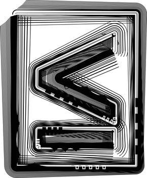Striped Symbol