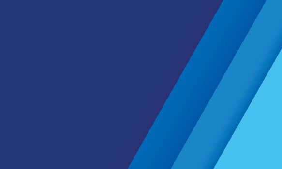 Paper layer blue abstract background. Use for banner, cover, pos