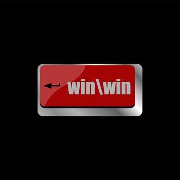 win enter button on computer keyboard key