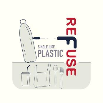 Refuse Plastic 1