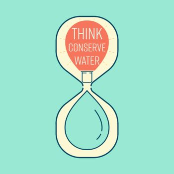 Think Conserve Water 1