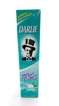 MANILA, PH - JUNE 23 - Darlie fresh n brite toothpaste on June 23, 2020 in Manila, Philippines.