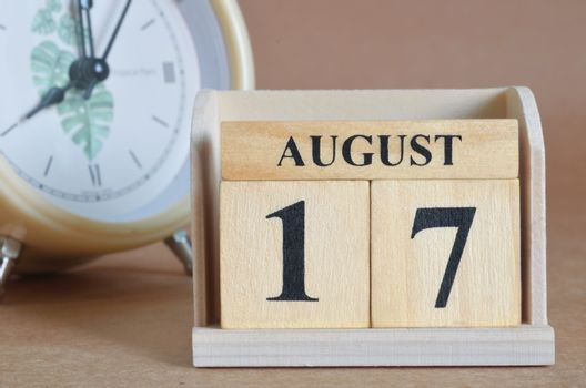 August 17