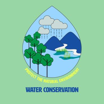 Environment Water Conservation