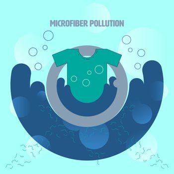 Microfiber Flow Down