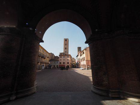 colonnade in Alba