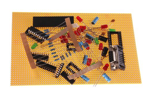 hobby electronic parts
