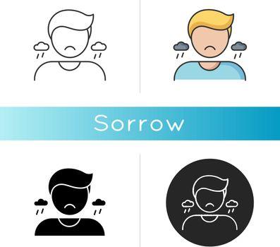 Sorrow icon