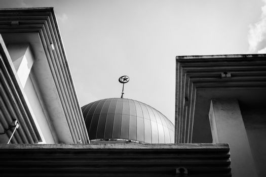 Line and Curve of a Dome
