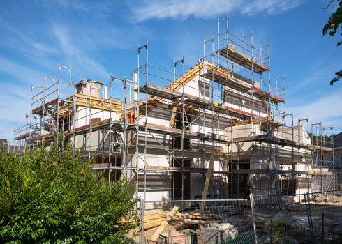 Construction business, framework