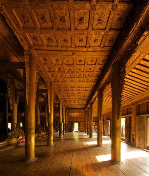 Schwenandaw Monastery, Mandalay