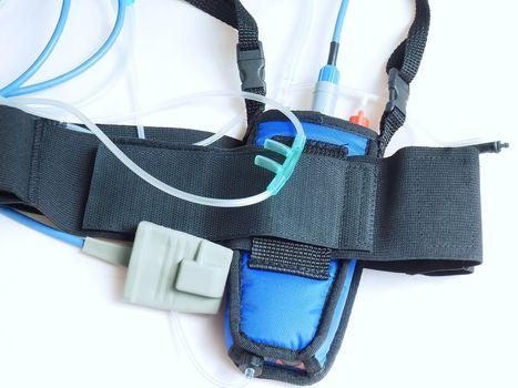 Medical Sleep monitoring equipment to measure snoring and sleep apnea