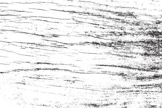 Distress Dry Wooden Overlay Texture For Your Design. EPS10 vector.