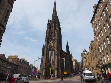 The Hub venue in Edinburgh