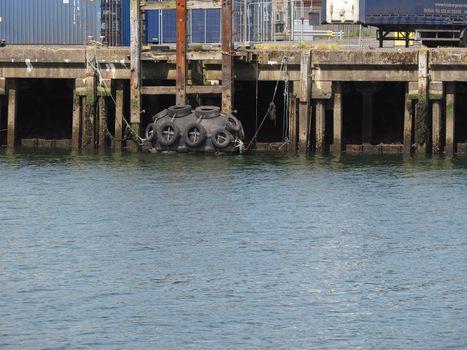 Belfast Harbour maritime hub in Belfast