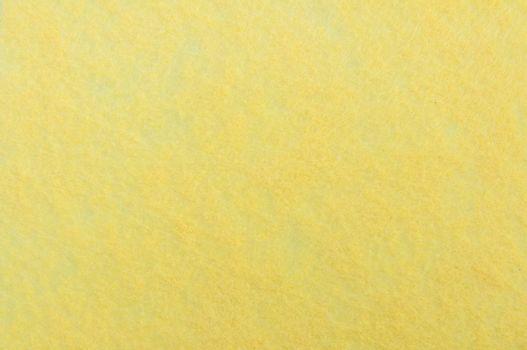 Texture background of Yellow velvet or flannel as backdrop or wallpaper pattern for decoration