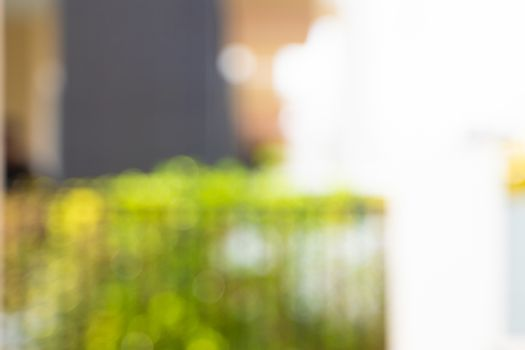 bokeh background bokeh blurry office  green bokeh background