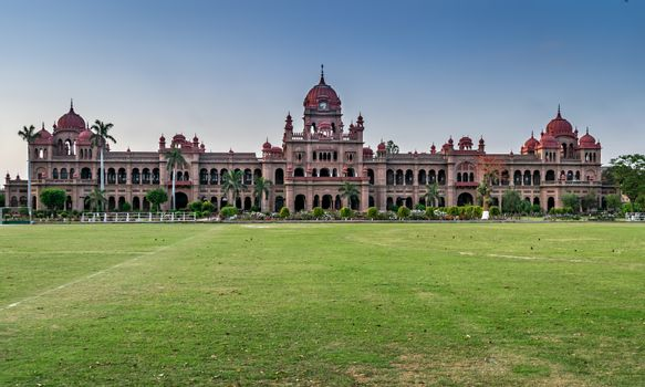 Khalsa College is a historic educational institution in the northern Indian city of Amritsar in the state of Punjab.