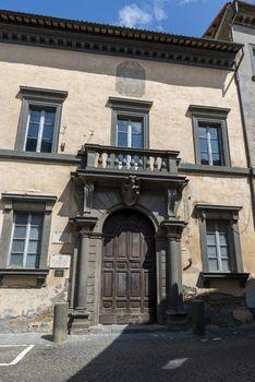 art institute in the center of orvieto