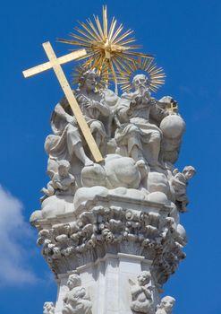 Trinity statue