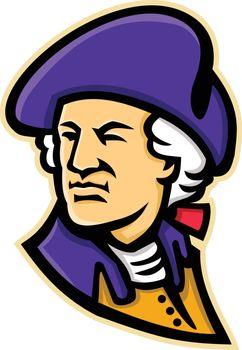 George Washington Mascot