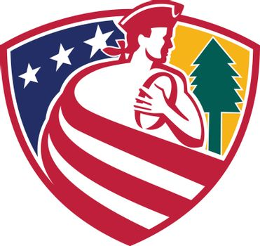 American Patriot Rugby Shield