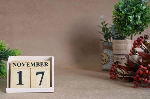 November 17