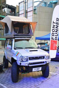 Suzuki jimny in Quezon City, Philippines