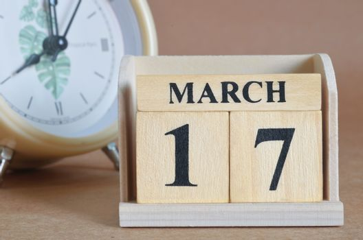 March 17