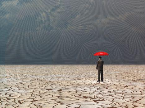 Awaiting storm