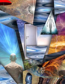Spiritual fragments
