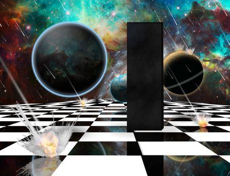 Armaageddon Game and Monolith