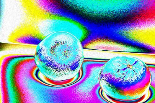 Psychedelic Balls
