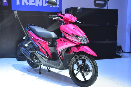 Suzuki skydrive sport motorcycle in Pasay, Philippines