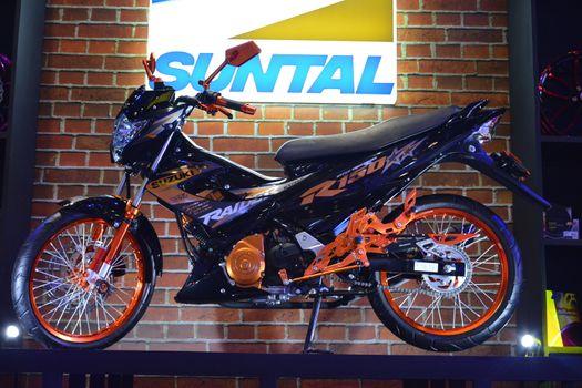 Suzuki raider r150 motorcycle in Pasay, Philippines