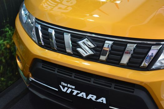 Suzuki Vitara at Manila Auto Salon
