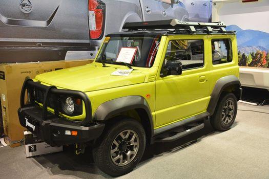 Suzuki Jimny at Manila Auto Salon