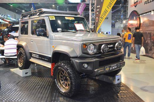2019 Suzuki Jimny at Manila Auto Salon