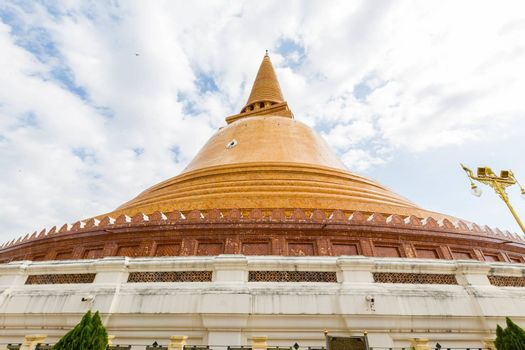 Phra Pathom Chedi, the tallest pagoda in Thailand
